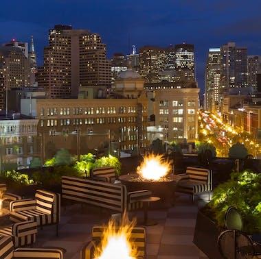 6 SF Rooftop Bars & Restaurants Open For Outdoor Dining