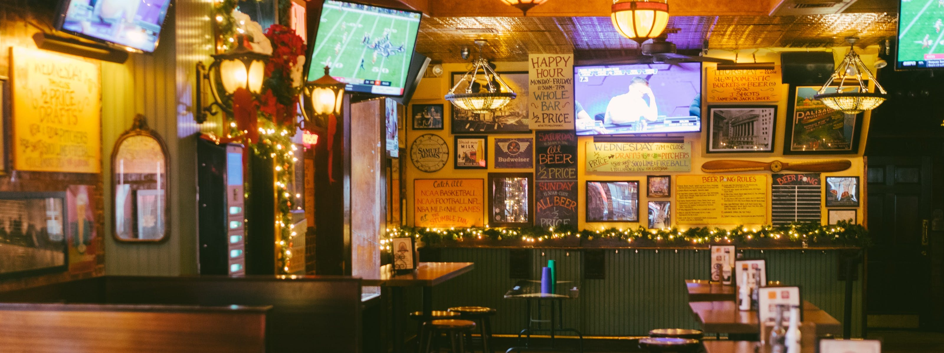 The Best Sports Bars In NYC - New York - The Infatuation