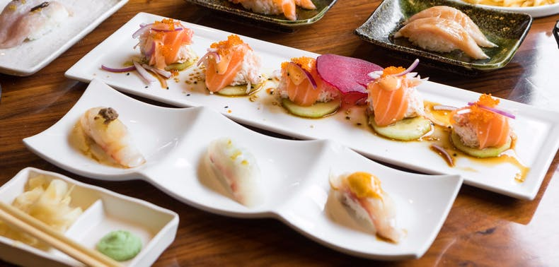 The Best Sushi Restaurants In Los Angeles