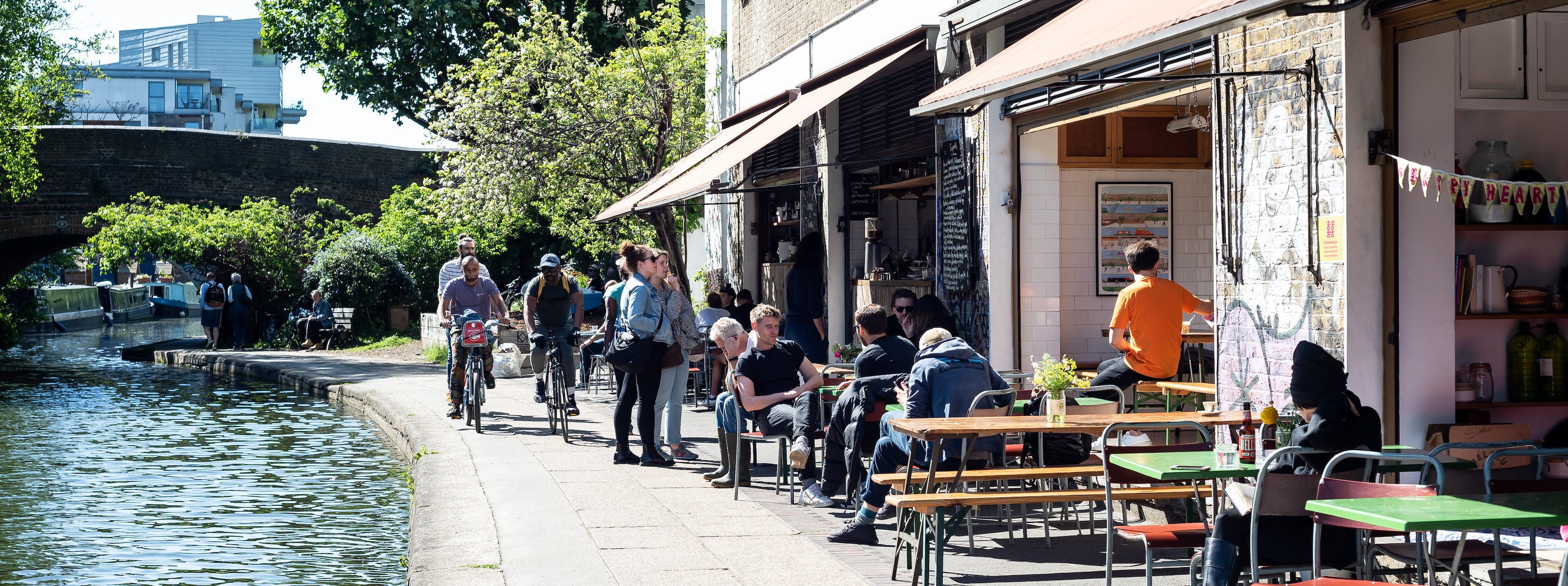45 Restaurants With Outdoor Seating You Don't Need To Have A Reservation For - London - The Infatuation