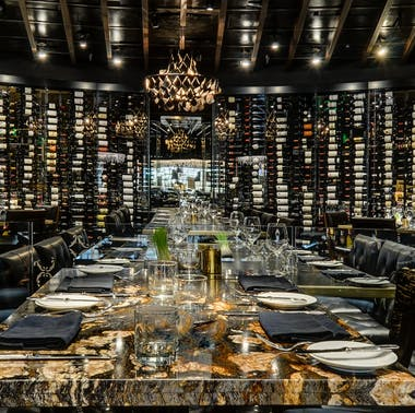 The Best 'Big Night Out' Restaurants In Las Vegas