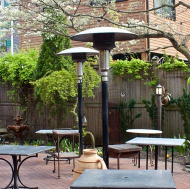Boston Restaurants Reopened For Outdoor Dining