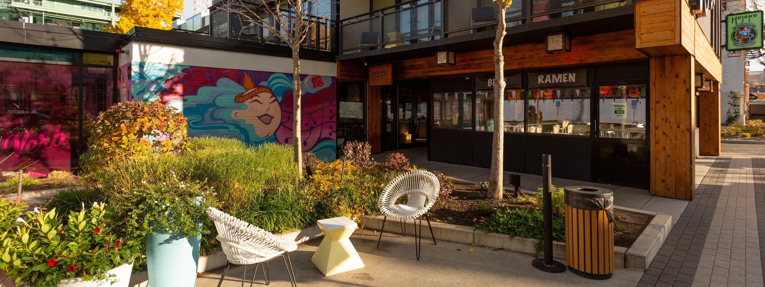 Boston Restaurants Open For Outdoor Dining