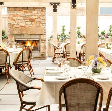 Boston Restaurants With Outdoor Heat Lamps