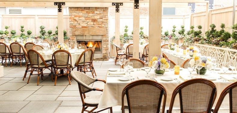 Boston Restaurants With Outdoor Heat Lamps