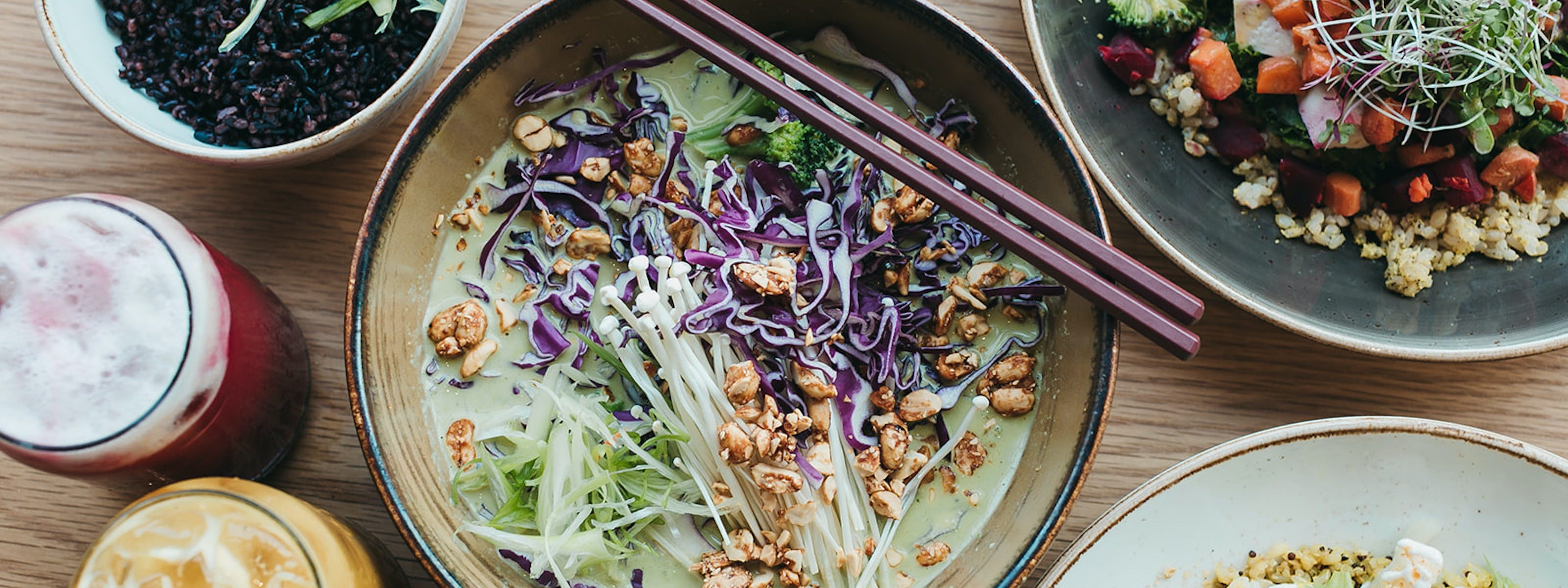 The Boston Vegetarian & Vegan Delivery Guide - Boston - The Infatuation