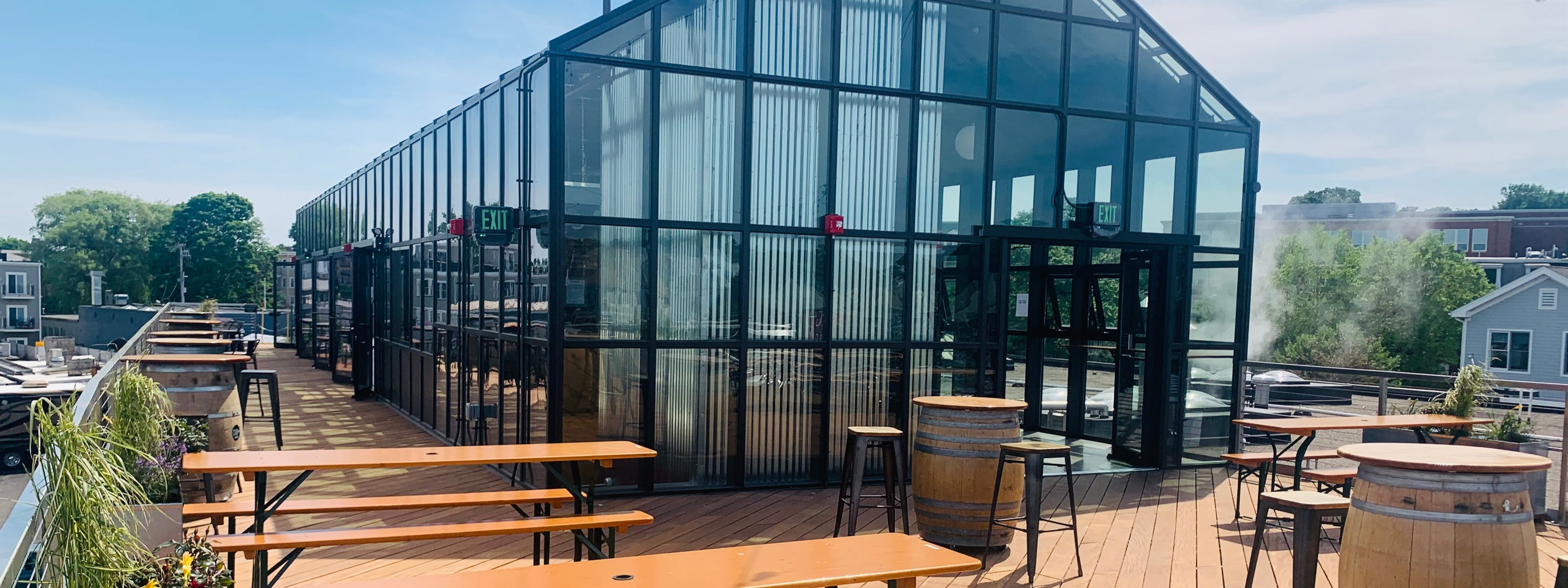 The Best Rooftop Bars In Boston - Boston - The Infatuation