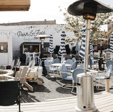 Bottomless Brunches With Heated Outdoor Seating
