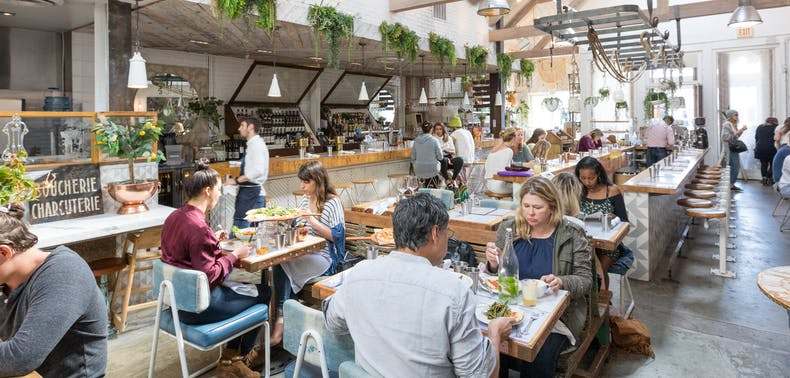 Where To Have A Power Breakfast Meeting