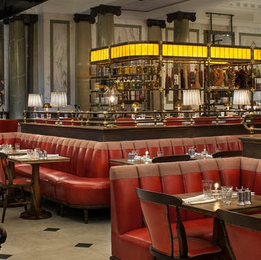 Where To Get A Business Lunch In London