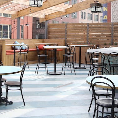 Where To Eat Outside When It Might Randomly Rain