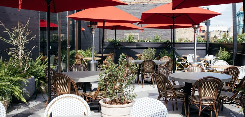 Chicago Restaurants Reopened For Outdoor Dining