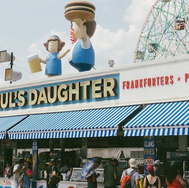 Where To Eat And Drink In Coney Island