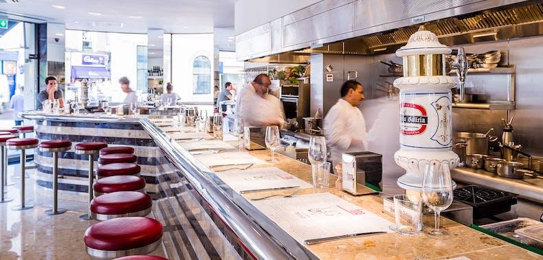 The Best Restaurants In Covent Garden