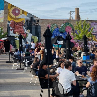 Where To Day Drink And Catch Up With Friends This Summer