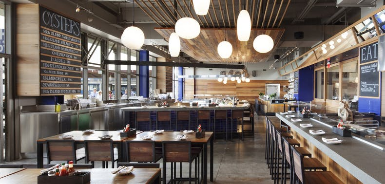 Where To Eat Around The Ferry Building & Embarcadero
