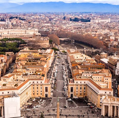 Friday Fives: Katie Parla's Guide To Rome feature image