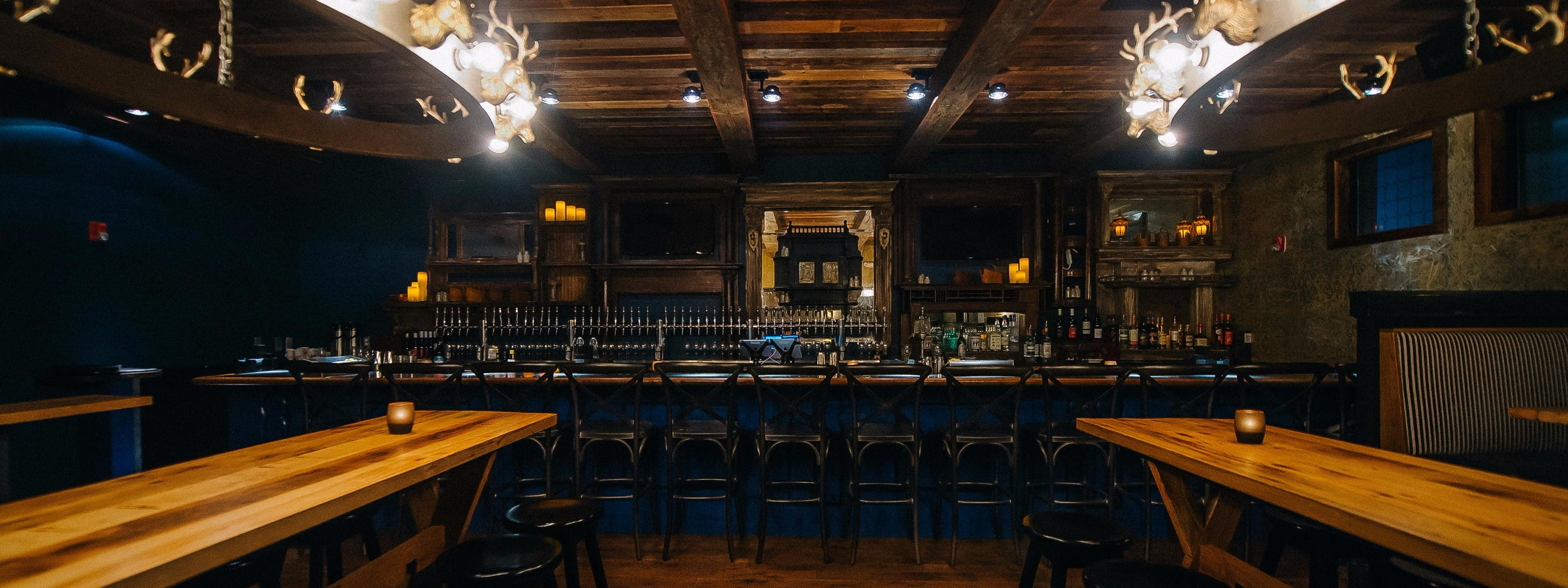 The Best Georgetown Restaurants And Bars - Georgetown - Washington DC - The Infatuation