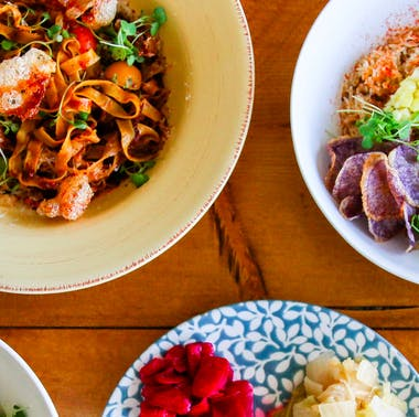 15 Restaurants For A Healthy (Enough) Dinner feature image