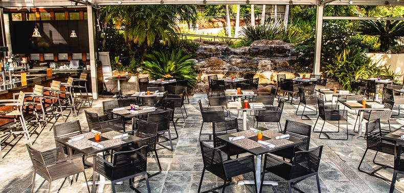 LA Restaurants Where You Can Eat Outside Today