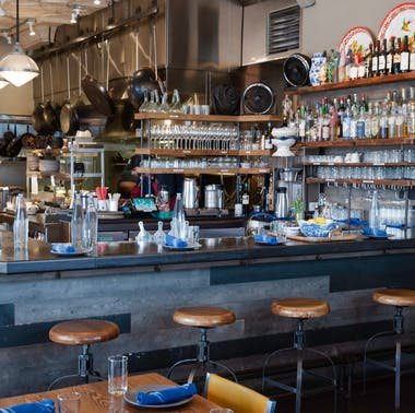 Where To Eat Lunch In Logan Square