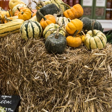London Restaurants Selling Fresh Produce & Supplies