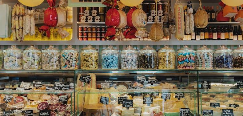51 London Restaurants Selling Fresh Produce & Fun Supplies