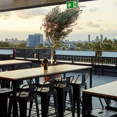 The London Rooftops That Actually Do Good Food