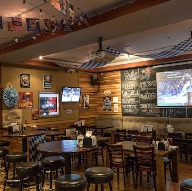 The LA Sports Bar Directory