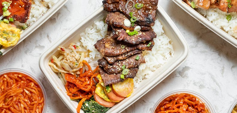 Meet LA's New Wave Of Korean Food