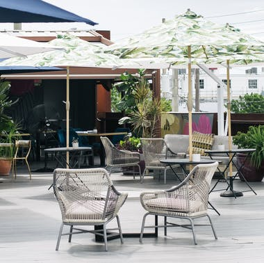 Where To Have Brunch Outside In Miami