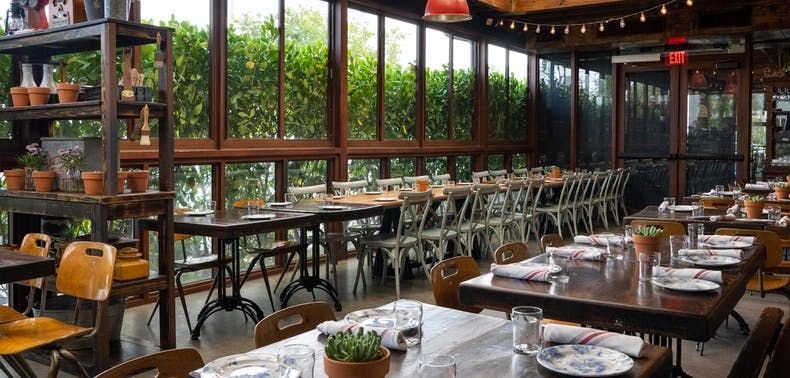 14 Miami Restaurants Where You Can Actually Find Parking