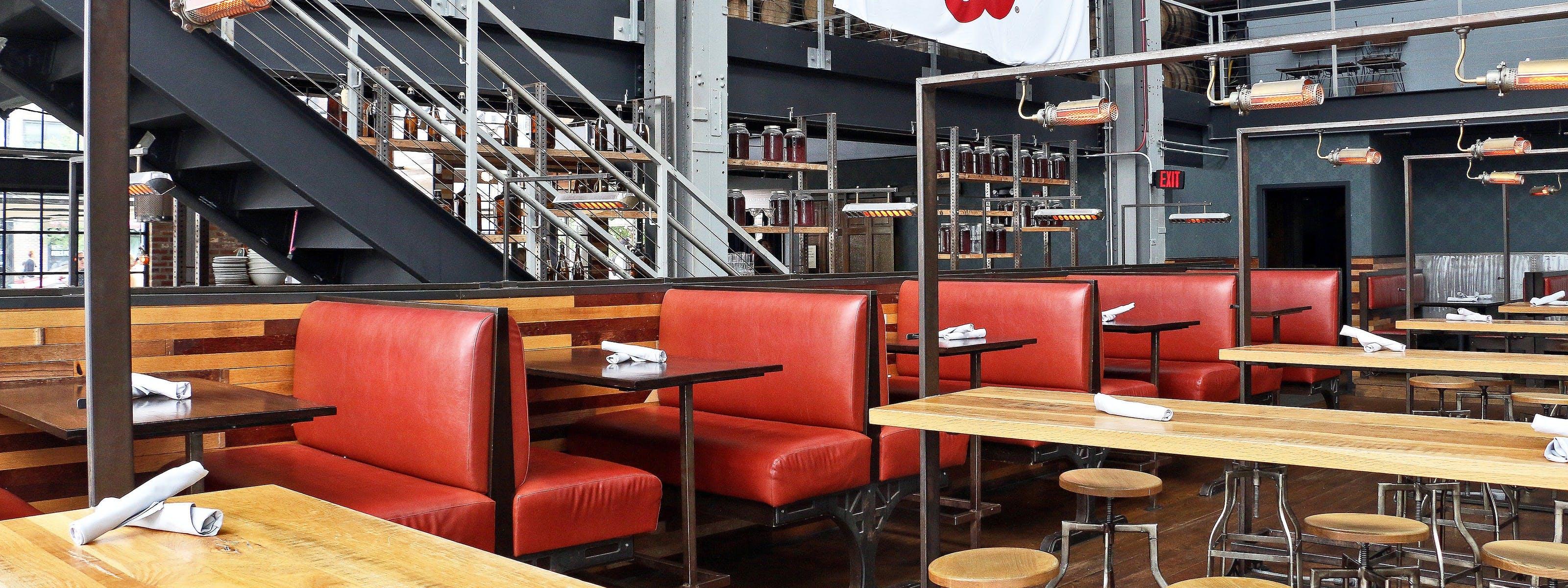 Where To Eat & Drink Around Nats Park - Navy Yard - Washington DC - The Infatuation