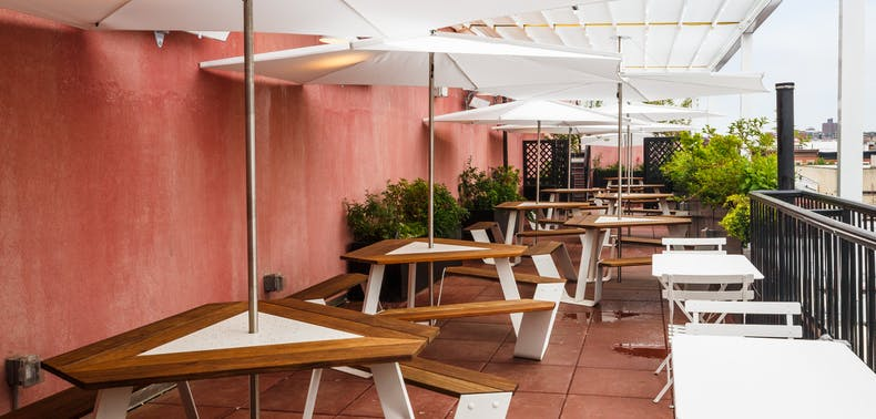 The Summer Hit List: New Places To Eat & Drink Outside