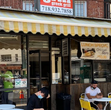 20 Restaurants With Takeout Windows & Seat-Yourself Tables