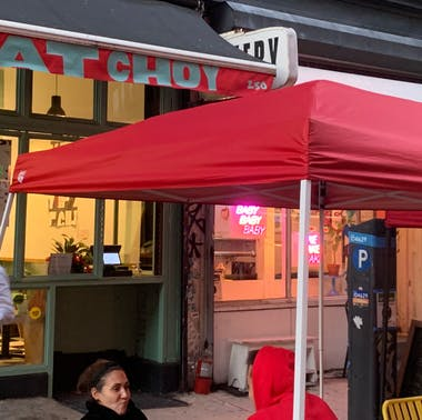 27 Restaurants With Takeout Windows & Seat-Yourself Tables