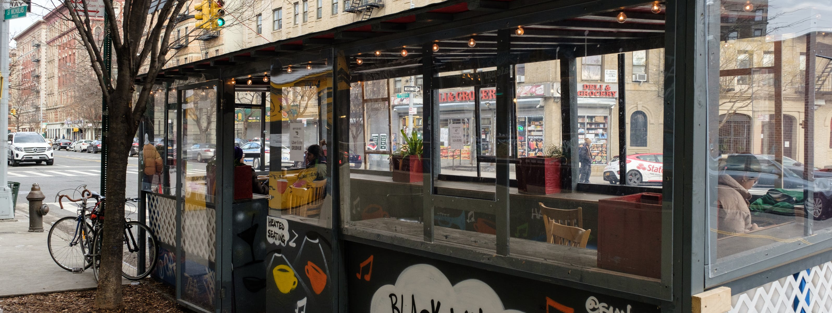 NYC Coffee Shops With Outdoor Heat Lamps - New York - The Infatuation