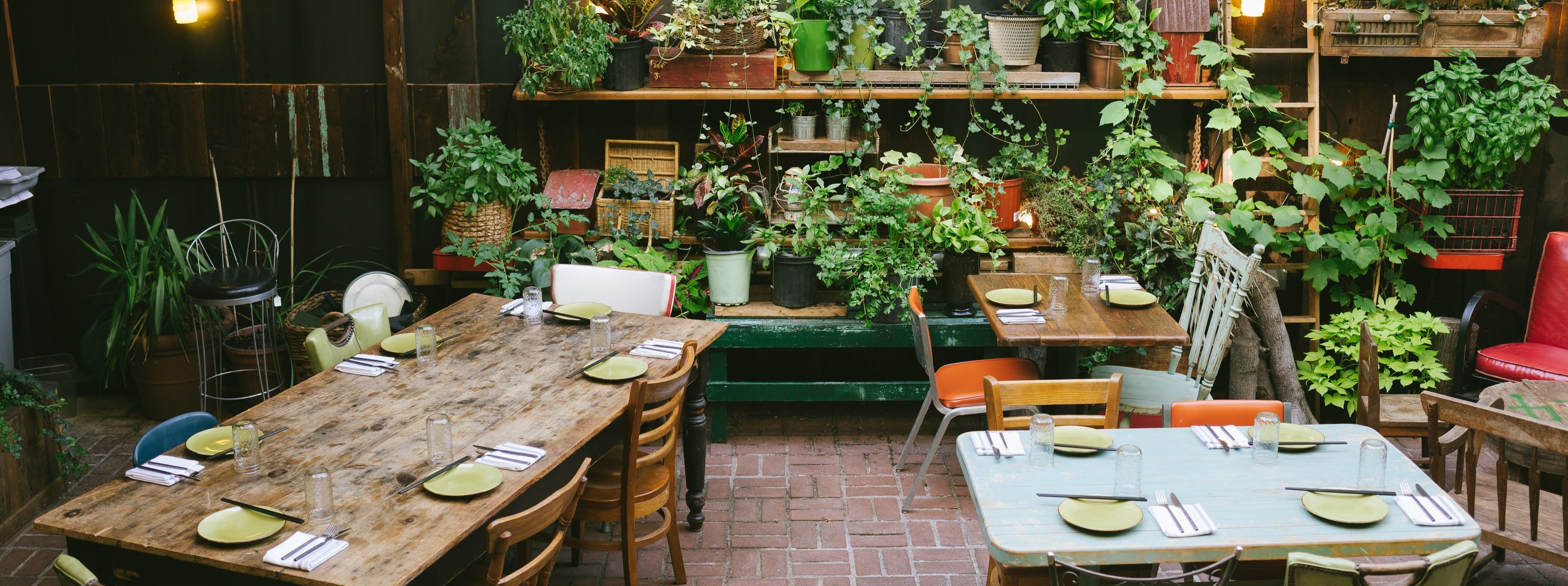 327 Nyc Restaurants Where You Can Eat Outside Today New York The Infatuation