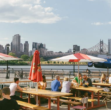 15 Outdoor Bars That Won't Be Crowded