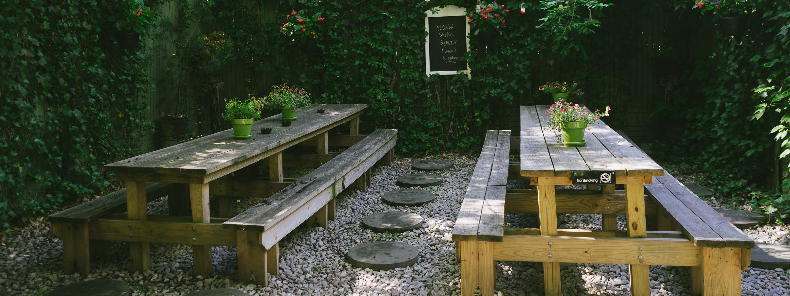 The Outdoor Happy Hour Guide - New York - The Infatuation