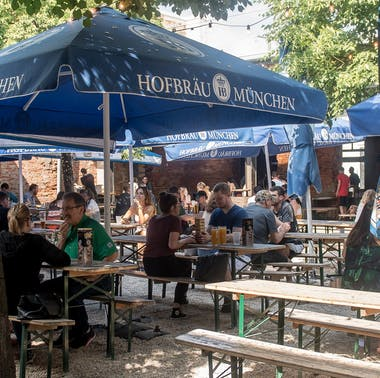 Philadelphia Restaurants Reopened For Outdoor Dining
