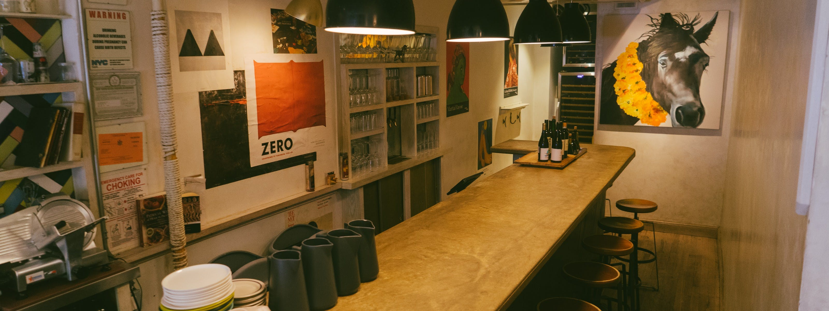 """24 Places To """"Grab A Drink"""" Where You Can Also Get Good Food - New York - The Infatuation"""