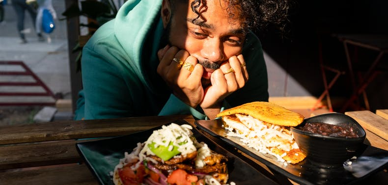 Queens Rapper Anik Khan Shares His Favorite NYC Restaurants