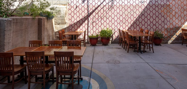 15 Quiet Patios Because This Is All Still A Bit Much