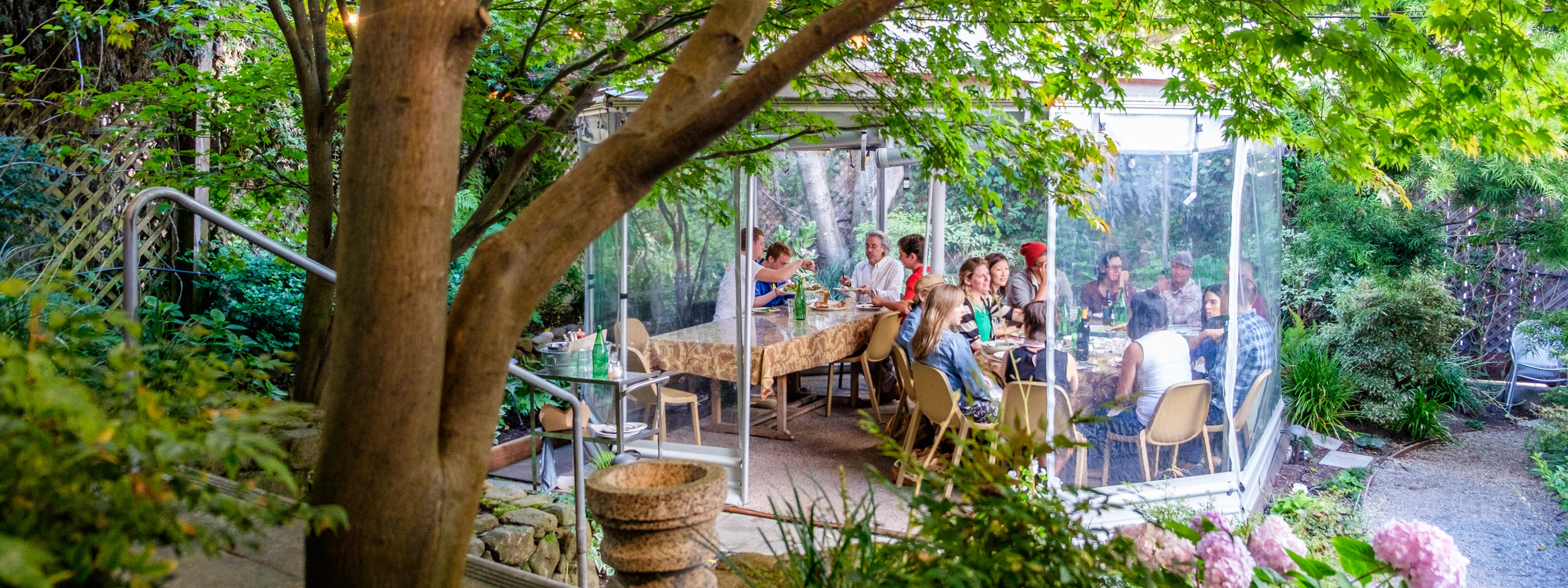 17 Quiet Patios Because This Is All Still A Bit Much - San Francisco - The Infatuation