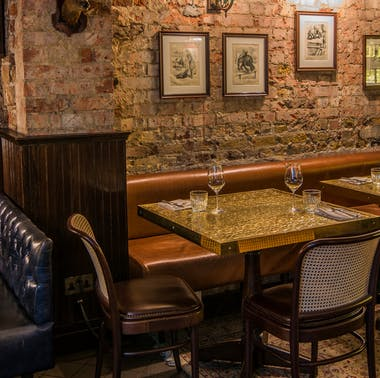 Eight Restaurants To Go To When You're Not Paying
