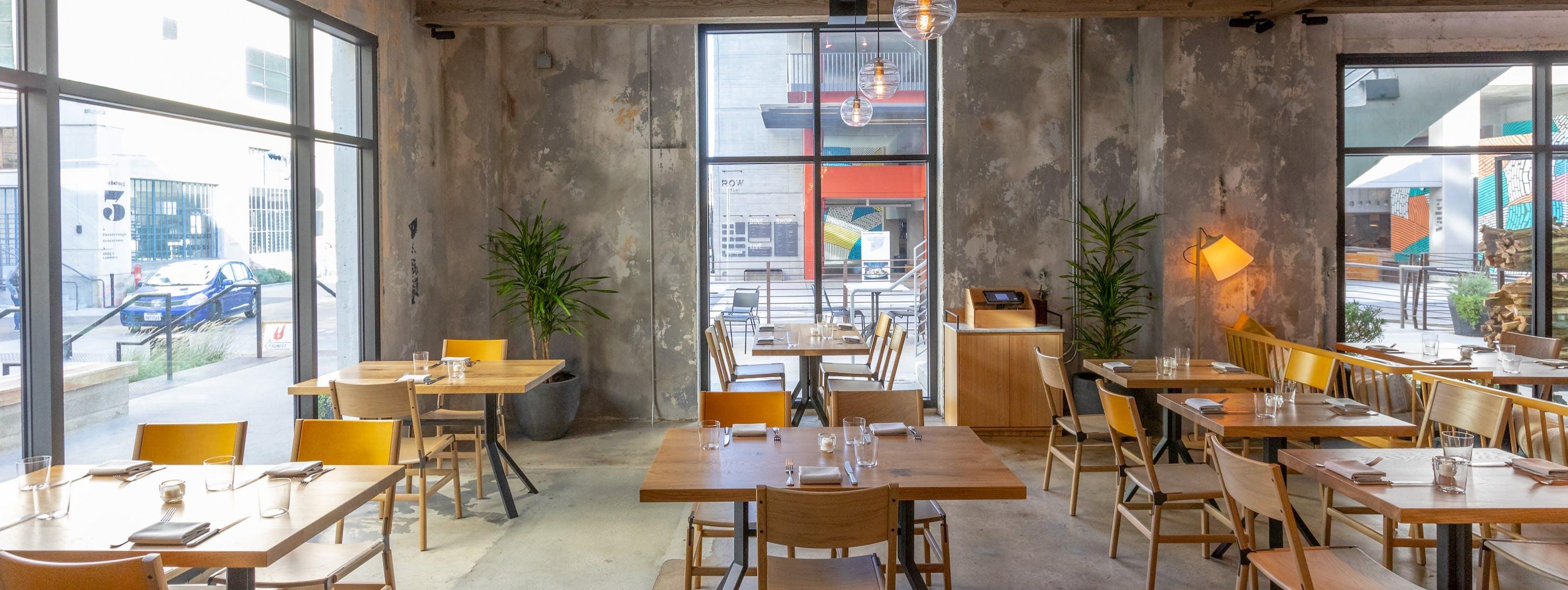 24 La Restaurants Where You Can Actually Find Parking Los Angeles The Infatuation,Michelangelo David Head Sculpture