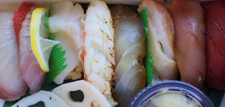 7 SF Restaurants Doing Takeout Omakase