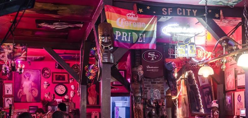 The Best LGBTQ+ Bars In San Francisco