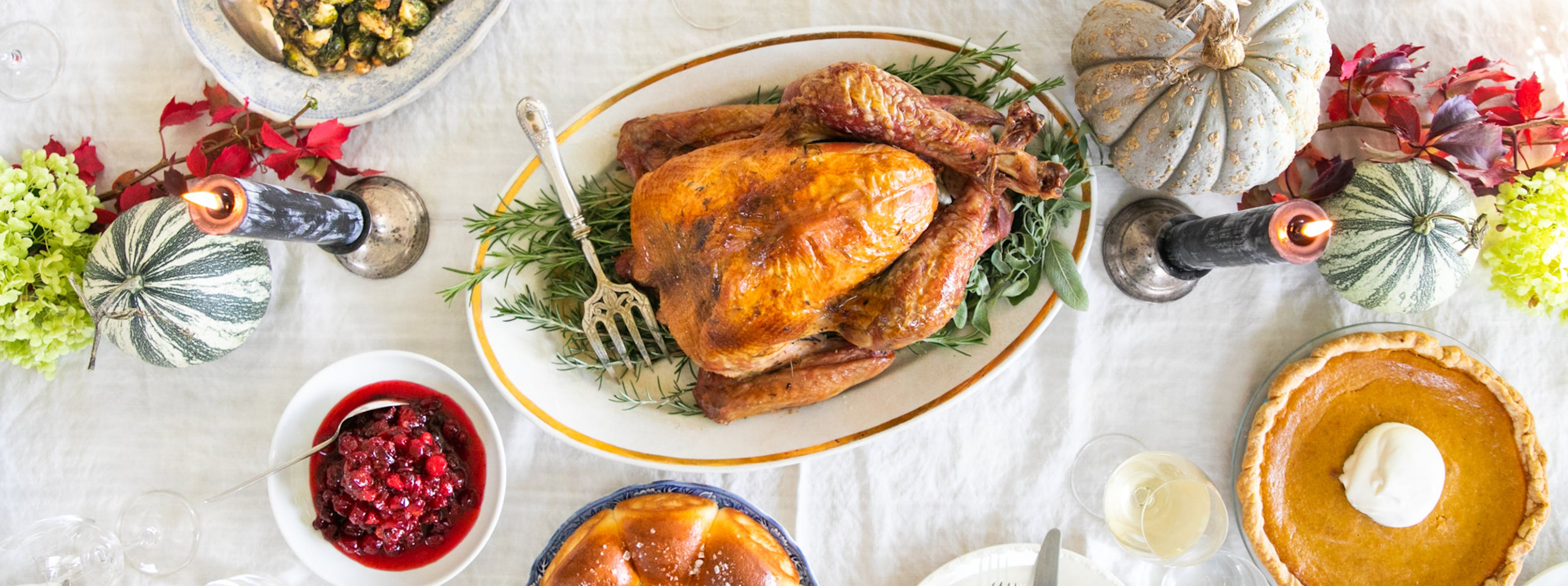 Restaurants With Thanksgiving Takeout Specials